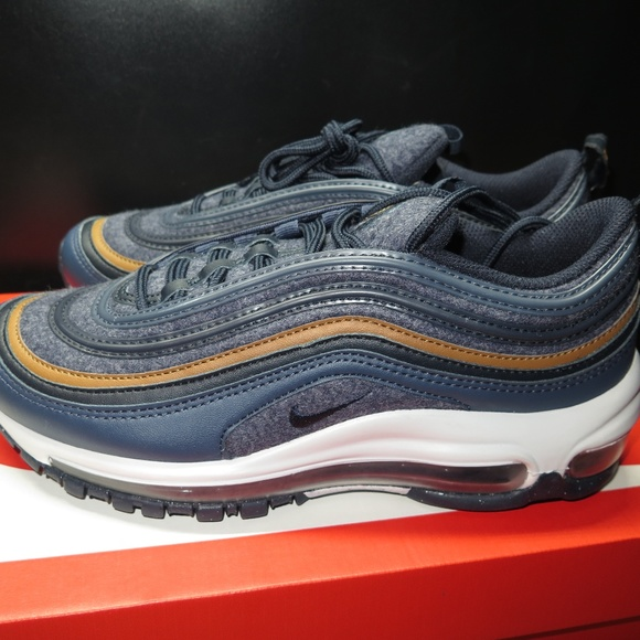 a350310b21 Nike Shoes | Air Max 97 Thunder Blue Dark Obsidian Sz 6y | Poshmark